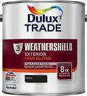 Dulux Trade Weathershield Gloss Colours