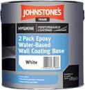 Johnstone's 2 Pack W/B Epoxy wall Coating White
