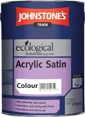Johnstones Acrylic Satin Colours