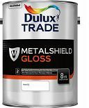 Dulux Trade Metalsheild Gloss Colour