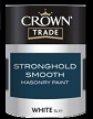crown trade stronghold smooth masonry white