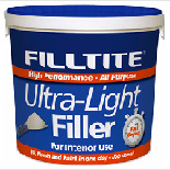 Tembe filltite ultra-light filler