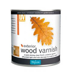 Polyvine Exterior Wood Varnish Stain