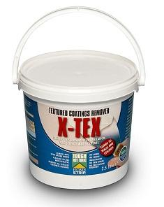 Eco Solutions  X-tex Textured coatings remover