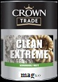 Crown Trade Clean Extreme Scrubbable Matt Magnolia