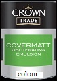 crown trade covermatt colour