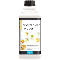 polyvine crystal clear gloss lacquer
