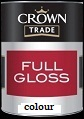 Crown Trade full Gloss Colours