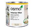 Osmo interior wax white
