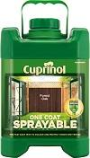 Cuprinol One Coat Sprayable Fence Treatment