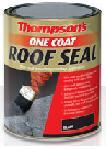 Thompson's one coat roof seal