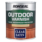 Ronseal Outdoor Varnish