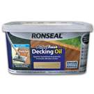Ronseal Perfect Finish Decking Oil