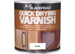 Blackfriar Quick Drying Varnish Clear