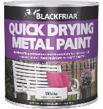 Blackfriar Quick Drying Metal Paint