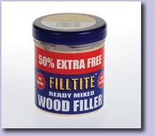 Tembe Filltite Ready Mixed Wood Filler