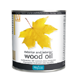 Polyvine exterior & interior wood oil finish