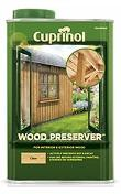 Cuprinol Wood Preserver Clear